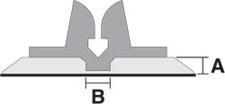 XTC inside bevel IB